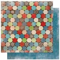 Scrapbooking Papier Blitzen - Dot