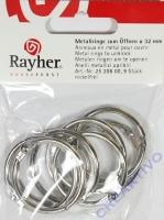 Rayher Metallringe zum Öffnen 32mm