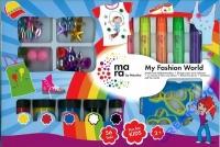 My fashion world - Mode zum Selbermachen