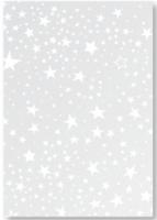 Transparentpapier A4 Sterne