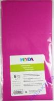 Seidenpapier 50x70 cm pink 5 Blatt