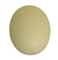 MDF Korbflecht-Boden oval 20x30cm