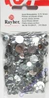 Acryl Straßsteine  6, 10 und 14mm kristall