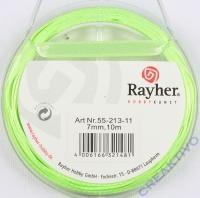 Rayher Satinband 7mm 10m hellgrün