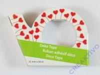 Heyda Deko Tape Herzballons