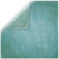 Scrapbooking Papier Bo Bunny Vintage ocean
