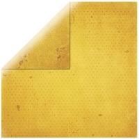 Scrapbooking Papier Bo Bunny Vintage buttercup