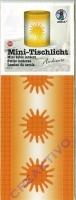 Mini-Tischlicht Ambiente - Sonne (Restbestand)