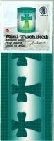 Mini-Tischlicht Ambiente - Kreuz (Restbestand)