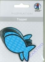 Topper Joy - Fisch