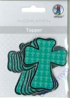 Topper Joy -  Kreuz