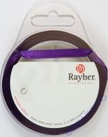 Rayher Satinband 7mm 10m lila