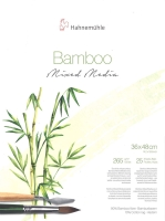 Bamboo-Mixed Media 36 x 48 cm Block 25 Blatt