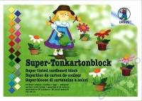 Super-Tonkartonblock 25 Blatt