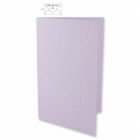 Karte A5 297x210mm 220g lavendel (Restbestand)