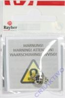 Rayher Magnetverschluss 7mm silber