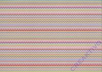 Motiv-Fotokarton 300g/qm 49,5x68cm Piccolo 04 - Zick-zack