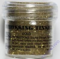 Ranger Embossing Puder Embossing tinsel gold 20g
