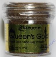 Ranger Embossing Puder queens gold 20g