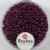 Rocailles verwachst 2,6mm violett