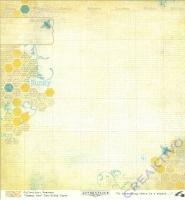 Scrapbooking Papier Summer One (Restbestand)