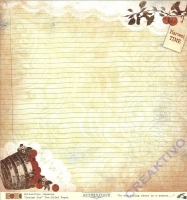 Scrapbooking Papier Autumn One (Restbestand)