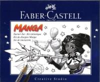 Pitt artist pen Manga Starter Set