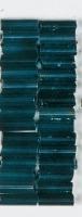 Glasstifte, 7/2 mm, mit Silbereinzug blutstein