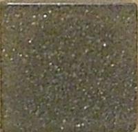 Acryl-Mosaik, 1x1 cm, Glitter, schiefergrau