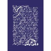 My Style Schablone DIN A5 Vintage Poesie (Restbestand)