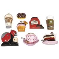 Rayher Gießform Kaffee & Kuchen