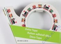 Heyda Deko Tape Eisenbahn