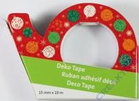Heyda Deko Tape Kugeln
