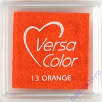 Versacolor Mini-Stempelkissen orange