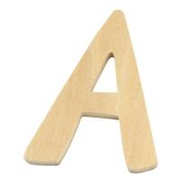 Holz-Buchstabe 6cm A