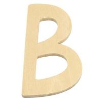 Holz-Buchstabe 6cm B