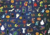 Fotokarton Halloween (Restbestand!!!!)