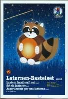 Laternen-Bastelset Waschbär