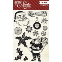 Clear Stamps Mistletoe Magic