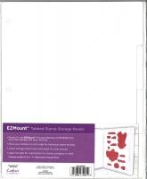 EZMount Tabbed Stamp Storage Panels