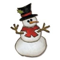 Sizzix Bigz Die - Assembly Snowman