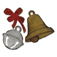 Sizzix Bigz Die - Christmas Bells