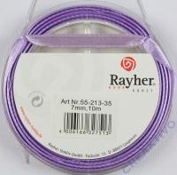 Rayher Satinband 7mm 10m flieder