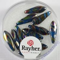 Dagger-Beads blau