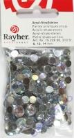 Acryl Straßsteine  6, 10 und 14mm kristall AB