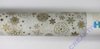 Transparentpapier Sweet Home Weihnachten 50x70cm Motiv D