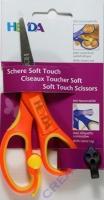 Schere Soft Touch orange