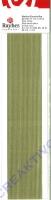 Rayher Wachs-Zierstreifen 20cm 1mm gold 30St