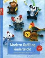 Topp 3889 - Moden Quilling kinderleicht