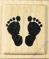 Knorr Stempel Füße